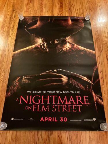 Nightmare on Elm Street 2010 Remake 4'x6' Bus Shelter Poster Freddy Krueger
