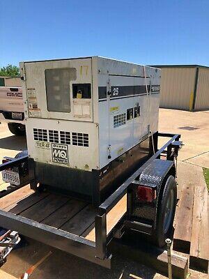 25 Kva Multiquip Diesel Generator