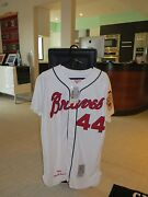 Milwaukee Braves Jersey