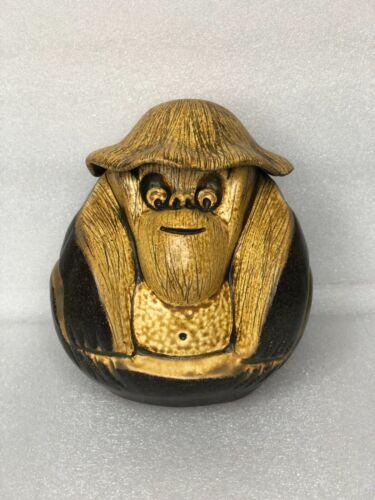 MUNKTIKI COCONUT MONKEY #541  Unique Mug Farm Jungle Coco Nut Paul Nielsen TIKI