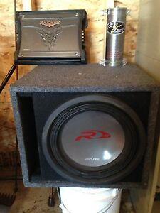 Speaker Amp Capacitor