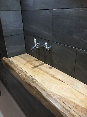 BESPOKE Oak Countertop, Shelves, Worktop (Bathroom, Kitchen, Vanity - Reclaimed)