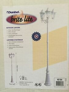 White light post BNIB