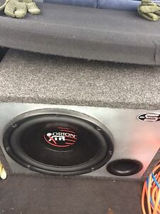 "Sub orion xtr 12"" 500watt"