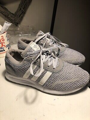 Womens/girls Adidas Los Angeles Trainers Size 3.5uk