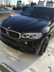 2015 BMW X5 M sport package
