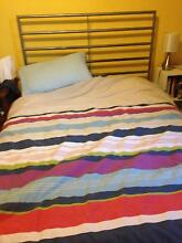 IKEA Bed & Mattress DOUBLE- IMMACULATE!!! $100 Ashfield Ashfield Area Preview
