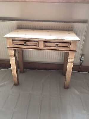 Wooden Country Cottage Writing Desk