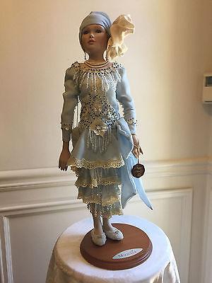 """Retired/Rare Mundia Martha 22"""" Porcelain  EUC"""