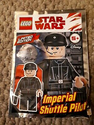 Lego Star Wars™ Limited Edition Mini Figurine Imperial Shuttle Pilot New Ovp
