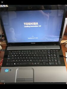 "Toshiba Satellite 17.3"" Laptop"