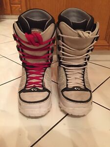 32 Lashed snowboard boots - men's size 9.5 / $125