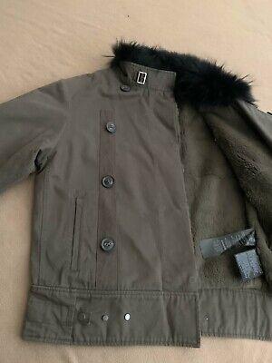 YVES SALOMON HOMME - Jacket W/ Rabbit, Finn Racoon & Coyote Fur - Size 48 $2.4k