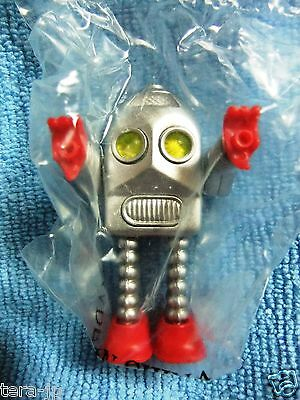 Tin Age Collection Tin Toy Robot - Thunder Robot(SIL) - Die-cast BRiKeys Japan