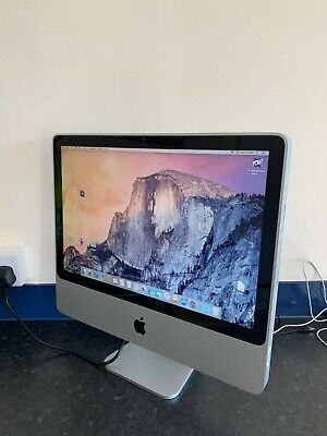 "Apple iMac8.1 20-Inch ""Core 2 Duo"" 2.40 Early 2008 - MB325LL/A - iMac8,1 - A1224"