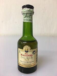 Mignon-Miniature-Pere-Magloire-Calvados-Pays-D-039-Age-X-O-3cl-40-Vol-A
