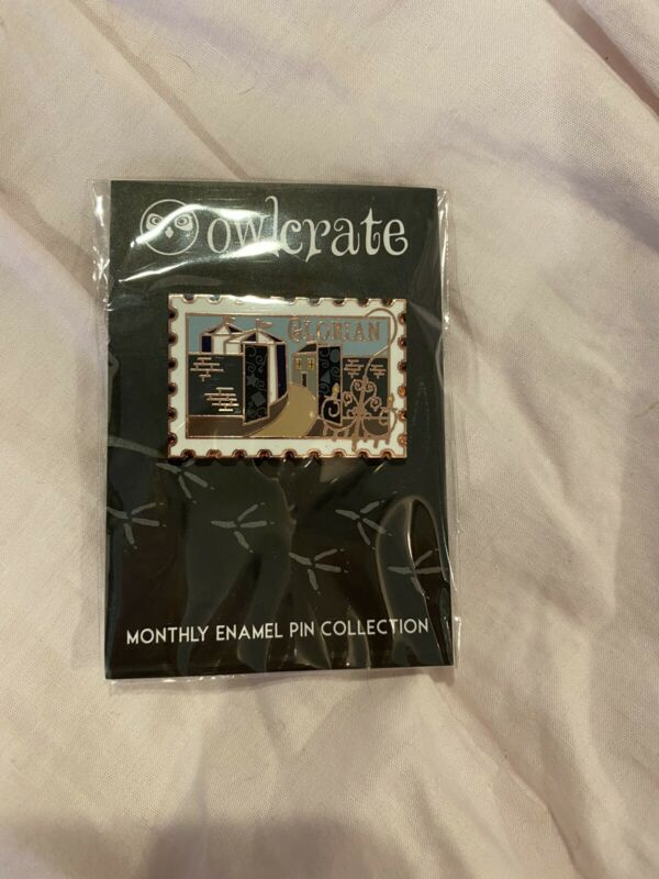 Owlcrate June Box Pin Glorian