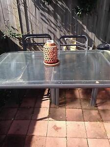 Free outdoor garden furniture Leichhardt Leichhardt Area Preview