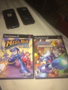 Mega man anniversary and x collection for ps2