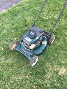 Lawnmower — PRICED TO SELL