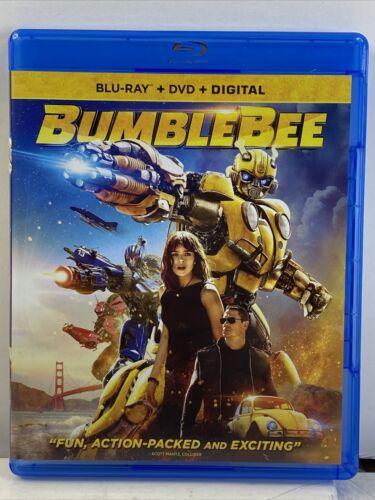 Bumblebee Blu-ray/DVD, 2018, 2-Disc Set No Slipcover - $6.89