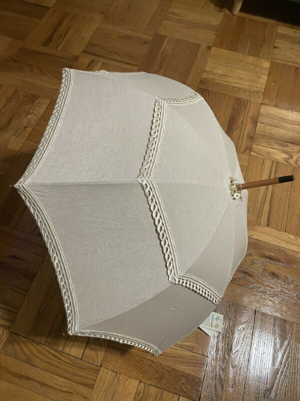 Parapluies Vaux Umbrella - Wood Handle - NEW