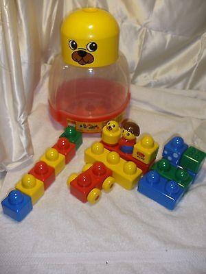 Vintage LEGO Duplo:Baby Building Blocks (2090),1995