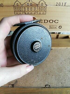 """Vintage  Youngs 3 ½""""  Condex  Fly Fishing Reel, Noris Shakespeare"""