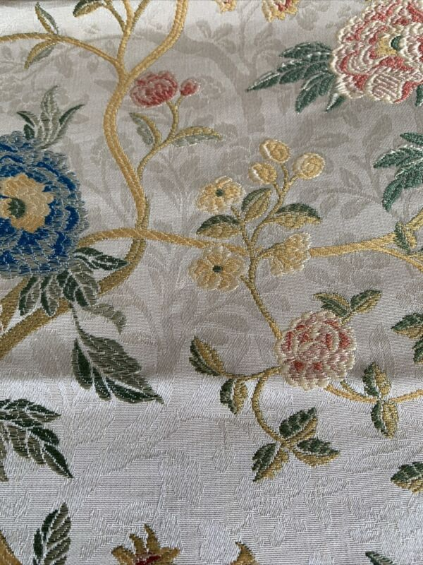 1 Scalamandre Fabrics - STUPININGI - Colony Collection - Color Beige