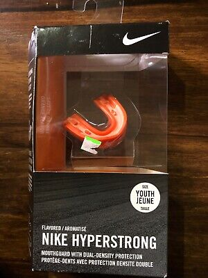 Nike Youth INTAKE Ortho Fit Mouthguard NIP several colors **