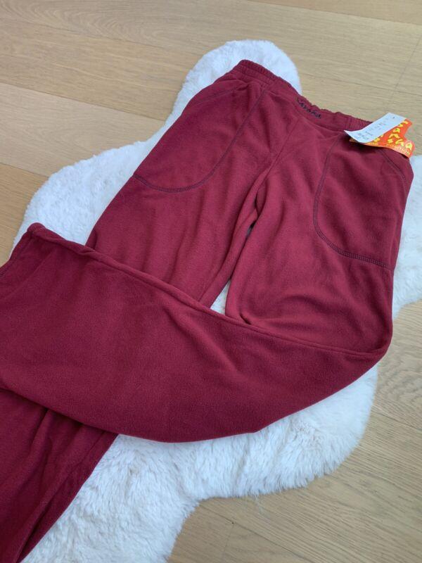 Sansha Sweat Pants Size 6(M/L) Red Warmup