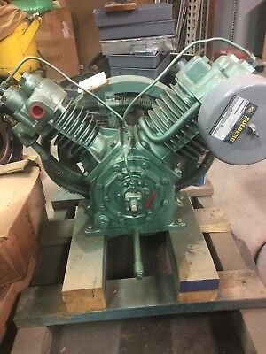 Reconditioned Dresser Air Compressor Pump 440a Buyer Pays Shipping 5 To 7 12 Hp