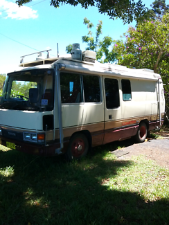 Toyota coaster Motor home Goonellabah Lismore Area Preview