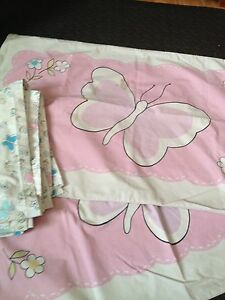 Bed sheet and pillowcase Cambridge Kitchener Area image 2