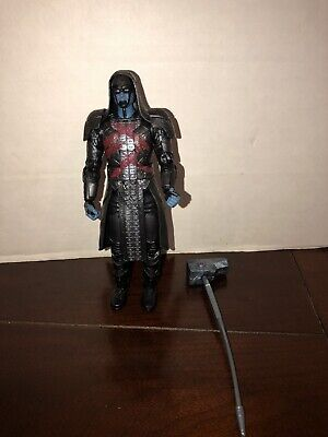 "Marvel Legends MCU Ronan 6"" Loose Figure by Hasbro"