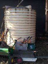 Water Tank, pump and rain bank cheap moving must go Burpengary Caboolture Area Preview
