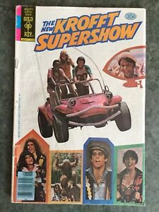 Krofft Supershow Bronze Age Comics-get all for $10.