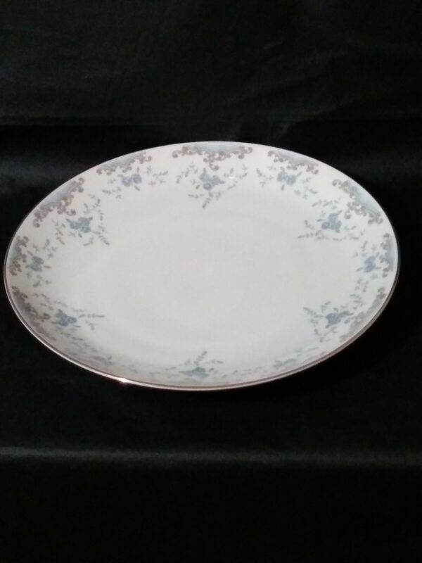 Imperial China W Dalton SEVILLE 5303 Round Serving Platter/Chop Plate 12""