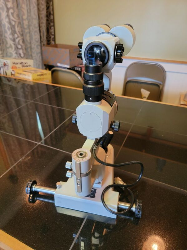 topcon slit lamp SL-2D