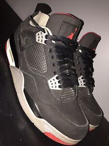 Jordan bred 4s  (LOOKING FOR TRADES)