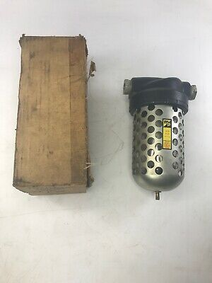 MASTER PNEUMATIC-DETROIT  ck 100 filter assembly 1/2 new old stock