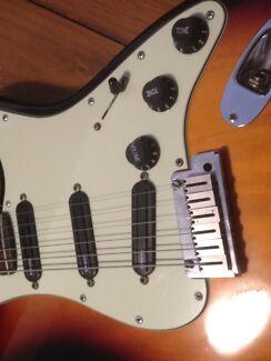 DiMarzio Billy Corgan pre-wired pickups/pick guard