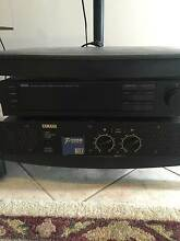 Yamaha C80 preamp & P3200 400W stereo power amplifier East Victoria Park Victoria Park Area Preview