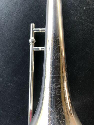Vintage Conn 4H Trombone, 1929