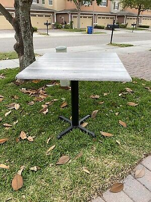 Used Restaurant Tables