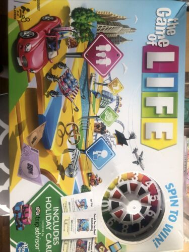 Hasbro Game of Life Classic