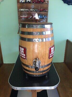 Vintage Root Beer Barrel Soda Fountain Dispenser - Diner