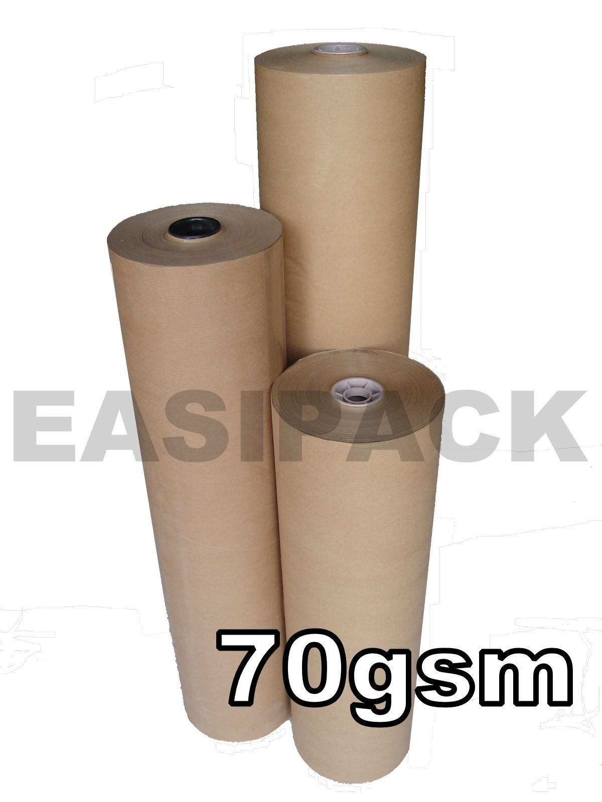 750mm Brown Wrapping Paper//Kraft//Strong Thick Packing Posting Rolls Wrap Pack