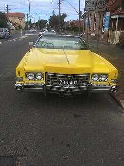 1974 Cadillac Other Convertible