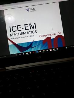 ICE-EM Maths Year 10 ebook